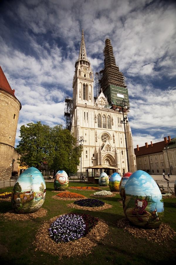 Lovezagreb Hr Easter In Zagreb
