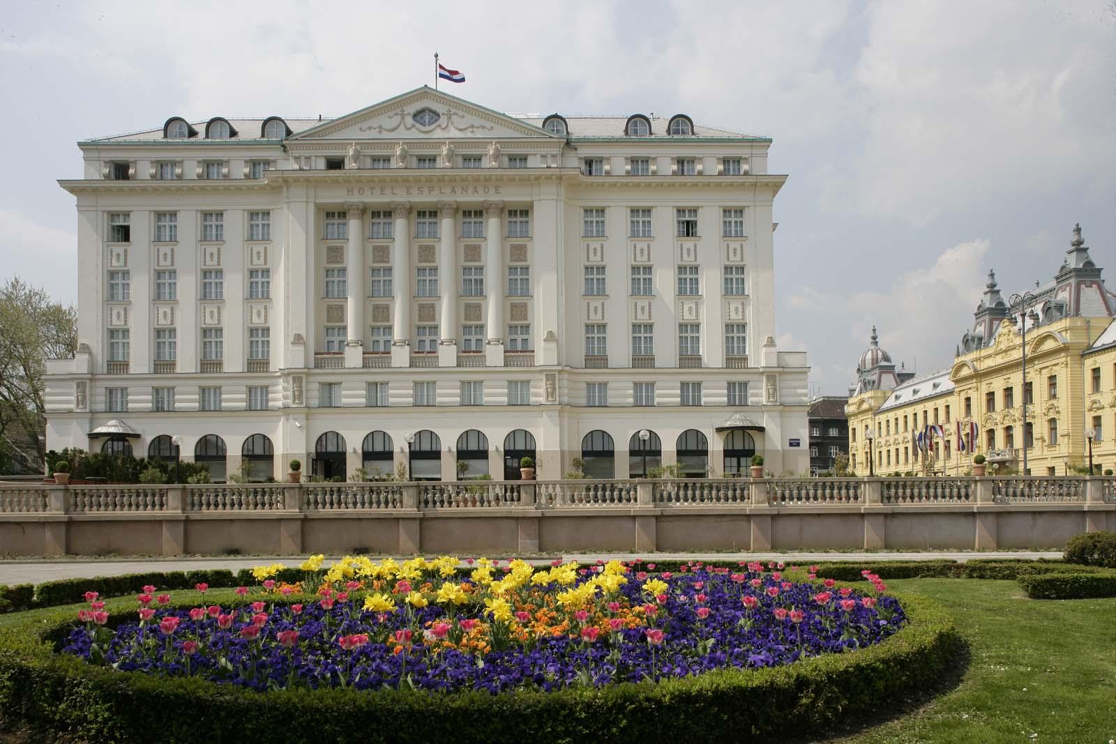 Lovezagreb Hr Hotel Esplanade And The Legendary Orient Express